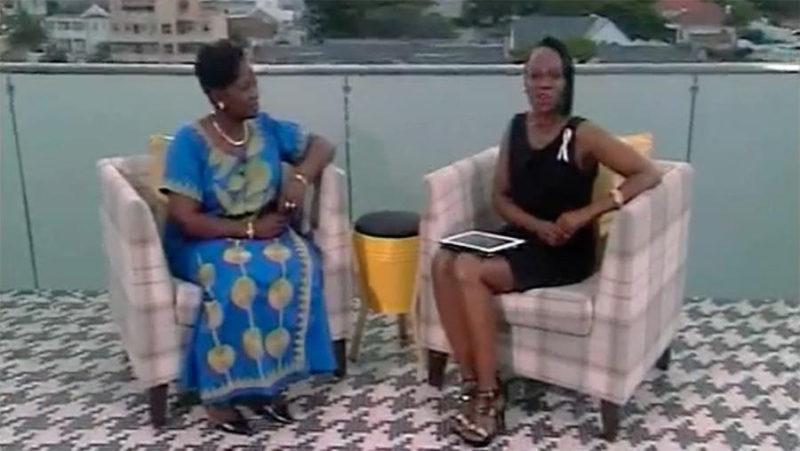 Michele-Muzaneza-Interviewed-about-Gender-HIV-and-GBV