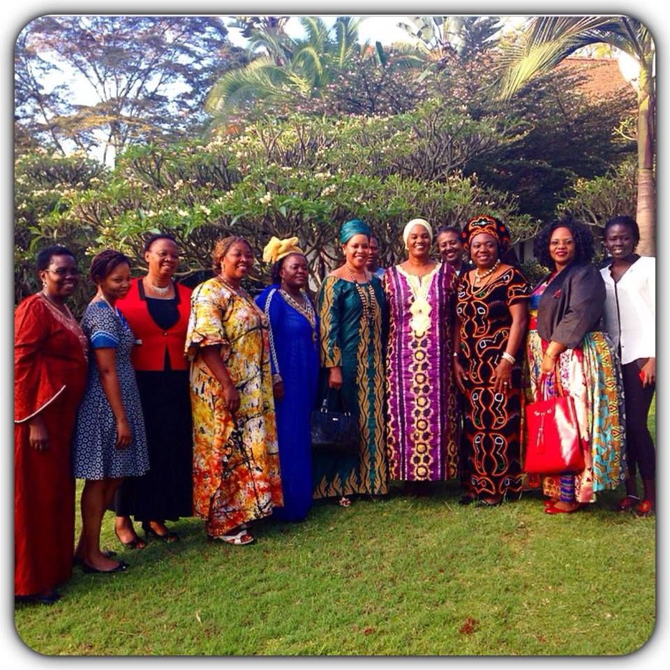 Women Standing Together for Gender Equality in Nairobi