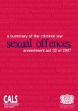 A Summary of the Criminal Law