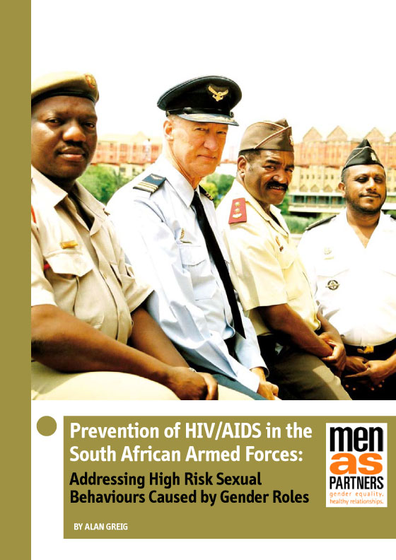Prevention of HIV/AIDS in the South African Armed Forces