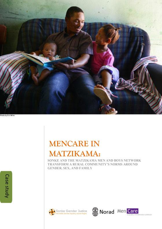 Mencare in Matzikana