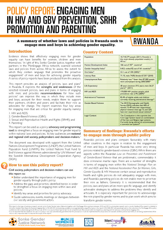 Doing business report 2013 rwandan