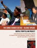 The Sonke Gender Justice - Silence Speaks