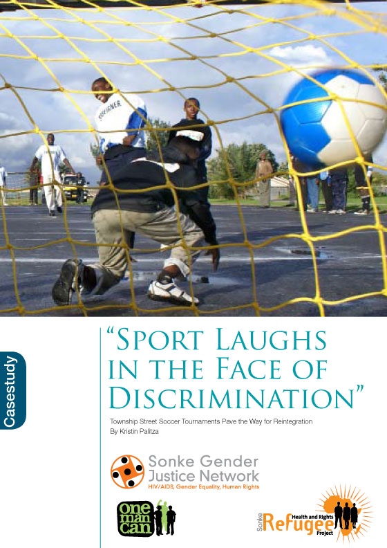 Sonke Men Street Soccer And Gender Transformation Study