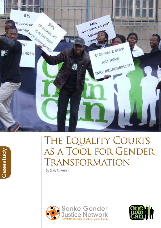 The Equality Courts as a Tool for Gender Transformation