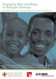 Engaging Men and Boys in Refugee Settings to address sexual and gender based violence