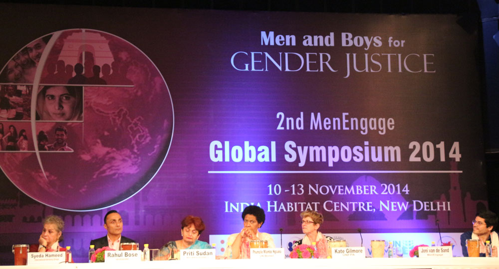 Nearly 1200 delegates from 94 countries descend on Delhi for 2nd Menengage Global Symposium