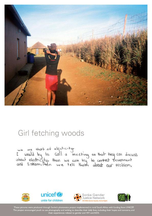 Photovoice Posters Mhlonto & Nkandla