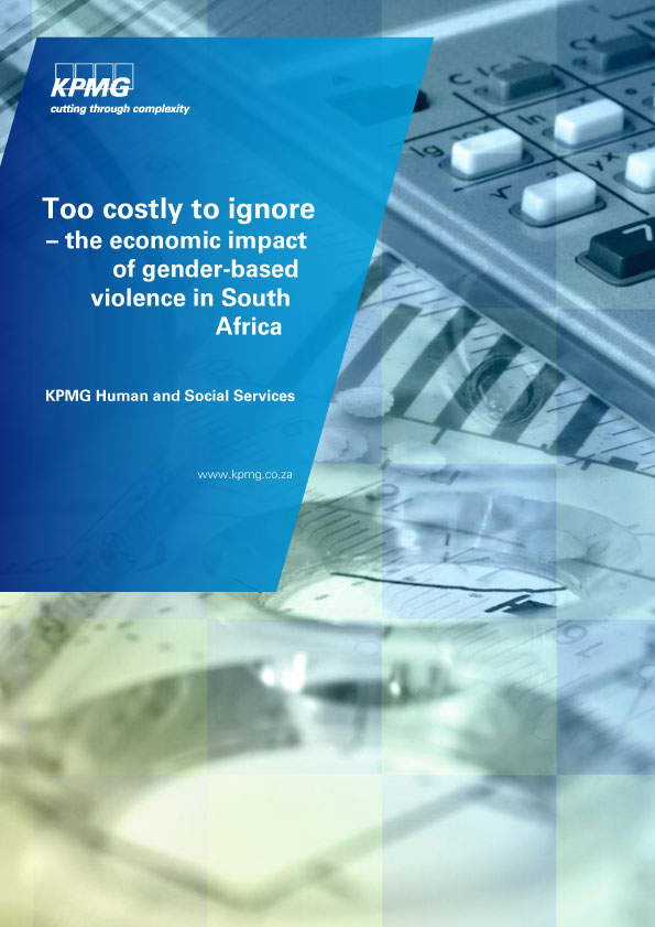 Too costly to ignore - the economic impact of gender-based violence in South Africa