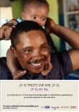 MenCare 'You are my Father' Posters (Afrikaans) - Trots
