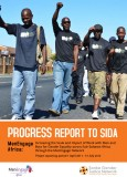 Sonke Year One Report to Sida MenEngage Africa Aug 2012