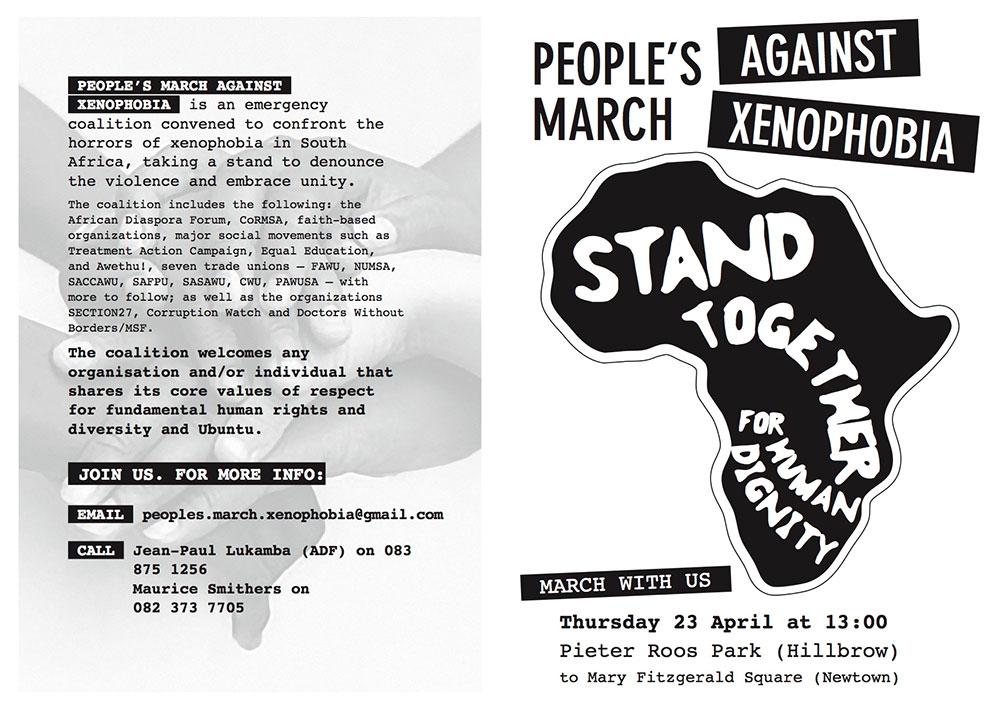 Anti-Xeno-march