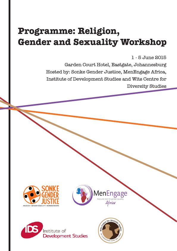 Religion, Gender & Sexuality Workshop