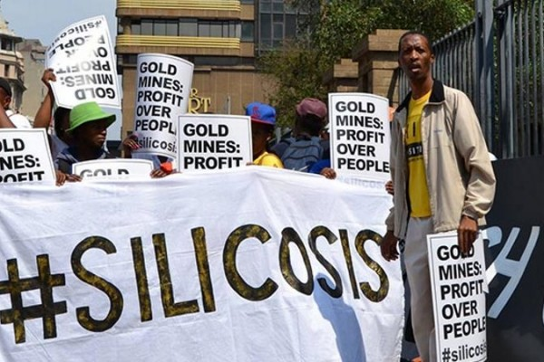 Silicosis March
