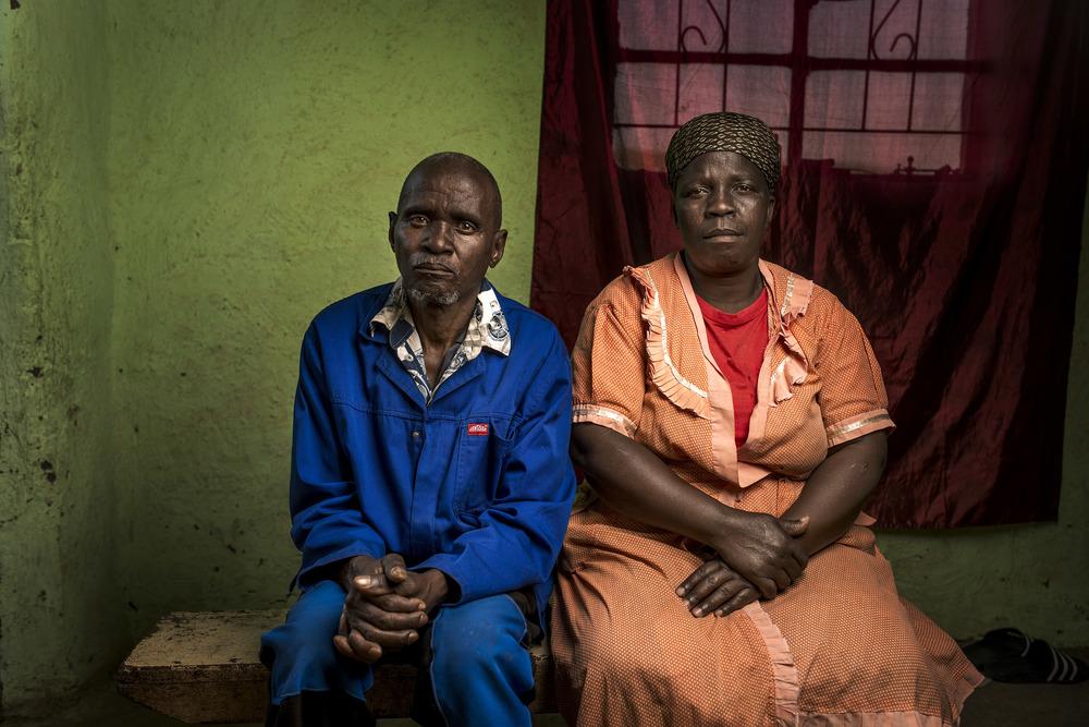 Zaneyezi &Nomfazwe Ntloni at home