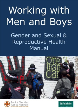 Working with men and boys