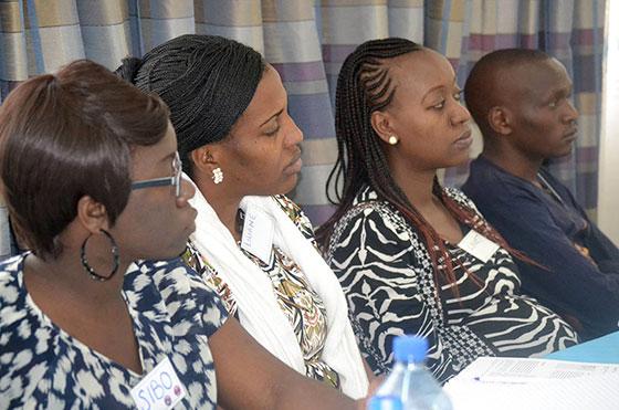 Women's health, masculinities & empowerment training