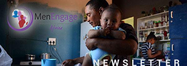 MenEngage eNewsletter banner