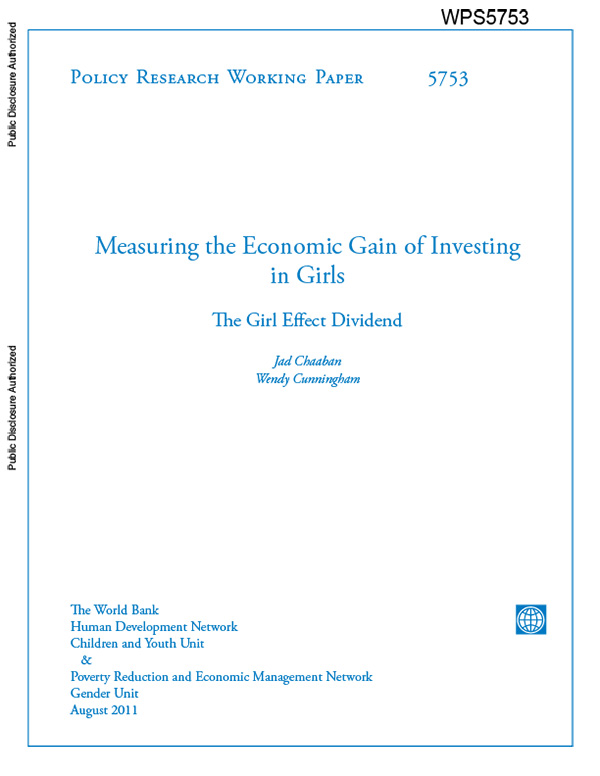 Measuring-the-Economic-Gain-of-Investing-in-Girls