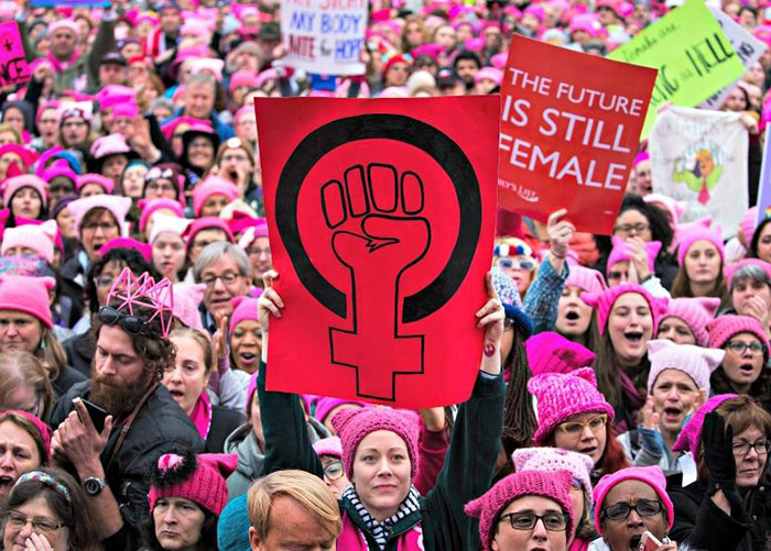 Female March