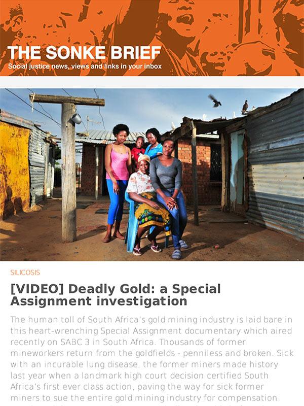 Sonke Newsletter
