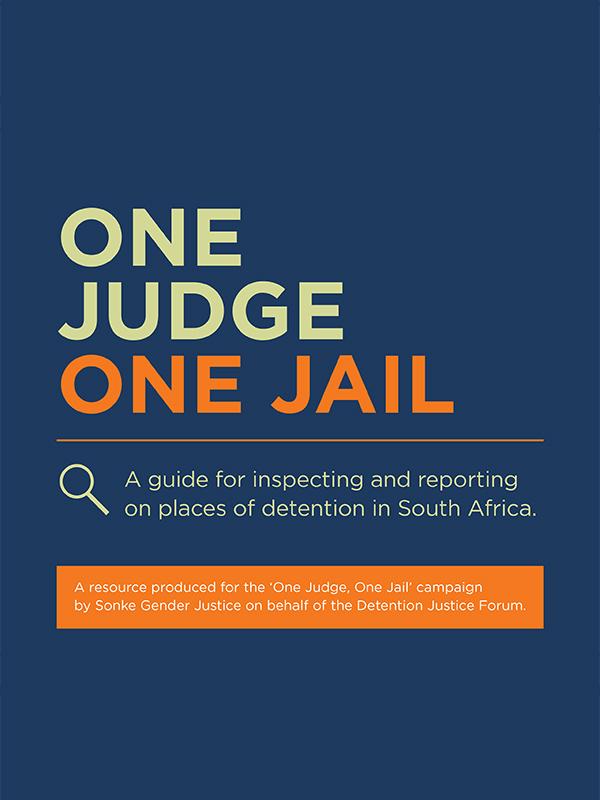 One Judge One Jail