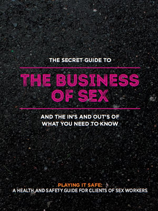Health Safety Guide Clients Sex Workers