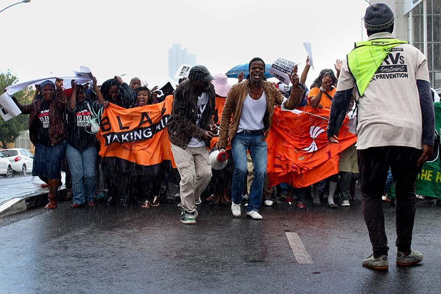 Cape Town, Western Cape. (Photo by Alexa Sedgwick)