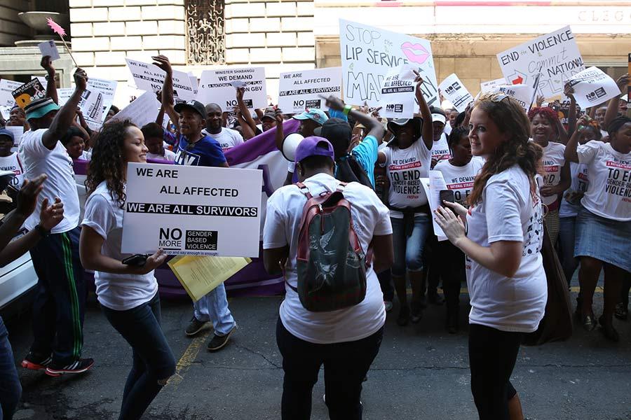 Johannesburg, Gauteng. (Photo by Demelza Bush