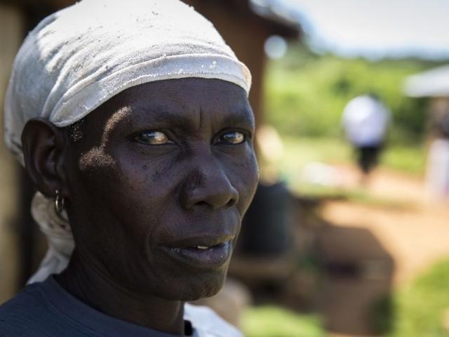 3 Elizabeth Mgosi, Panina's mother