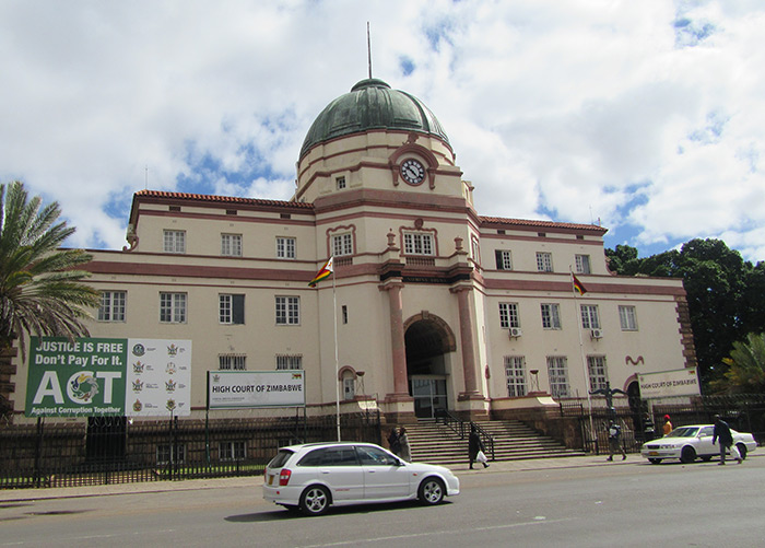 Court Bulawayo Great Zimbabwe