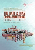 Report Hate Bias Crimes Monitoring Form Project