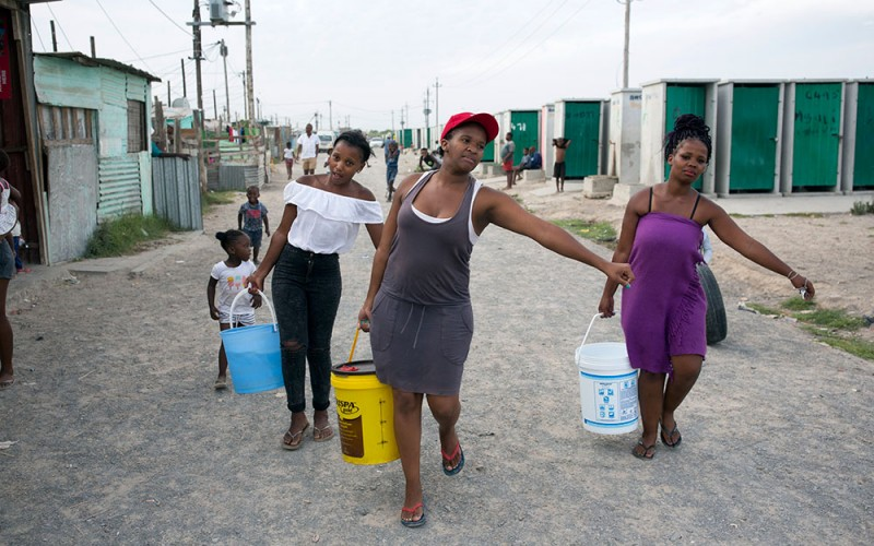 Water Crisis Affects Women More Than Men