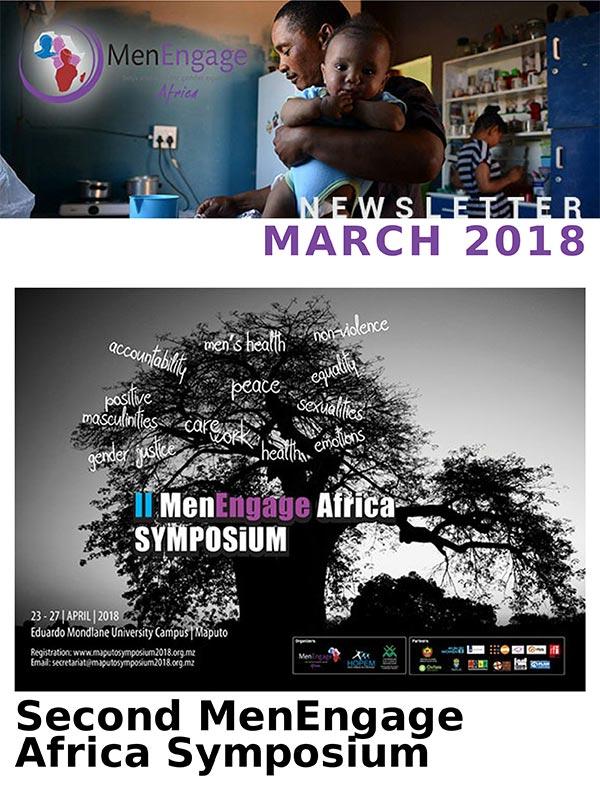 Menengage Africa Newsletter 2018/1