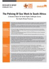 SWEAT Policing Sex Work SA Research Brief
