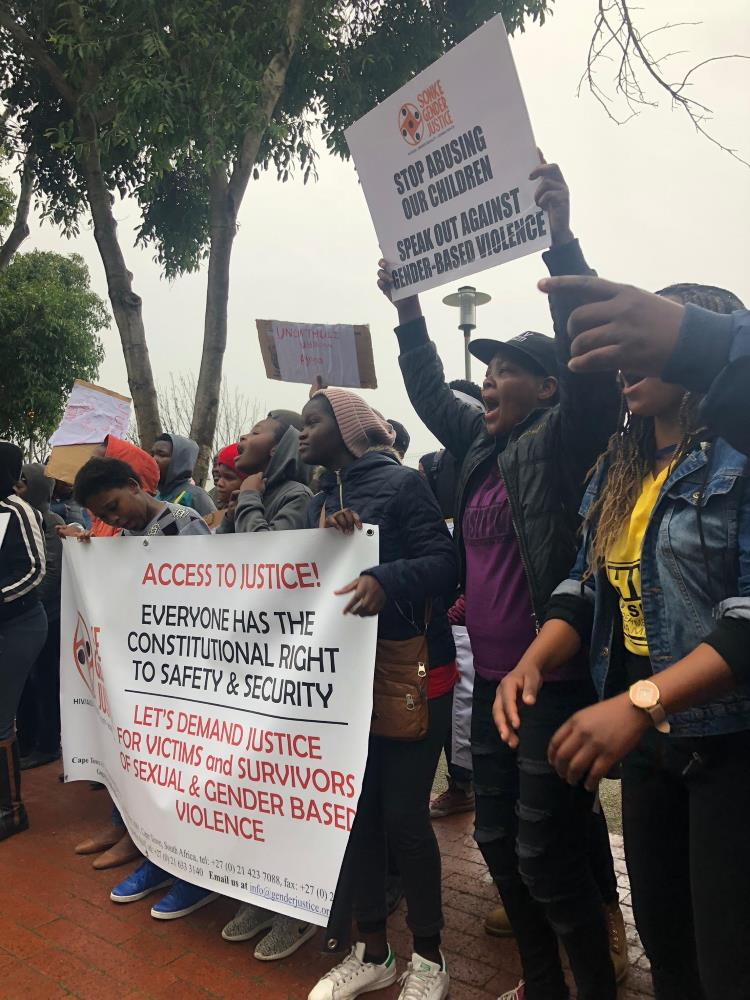 Sonke Demands Justice