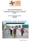 Water Women Workshop Report