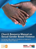 Church Resource Manual Sexual GBV