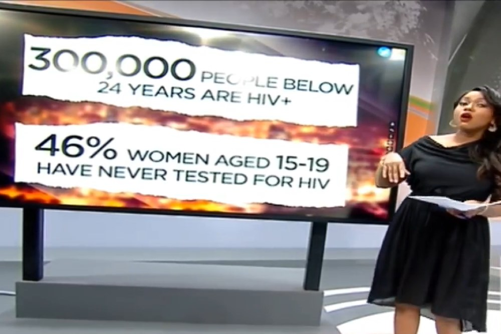 HIV Crisis Among Youth Kenya