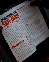 Safe Ride Project