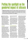 Spotlight Gendered Impact Silicosis