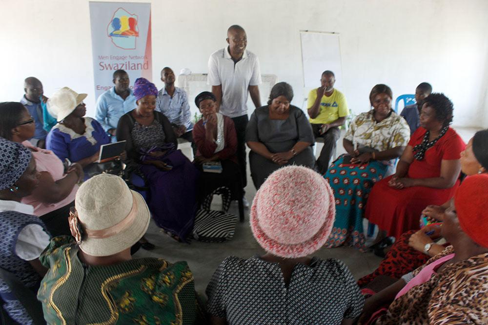 Faith Leaders Lubombo