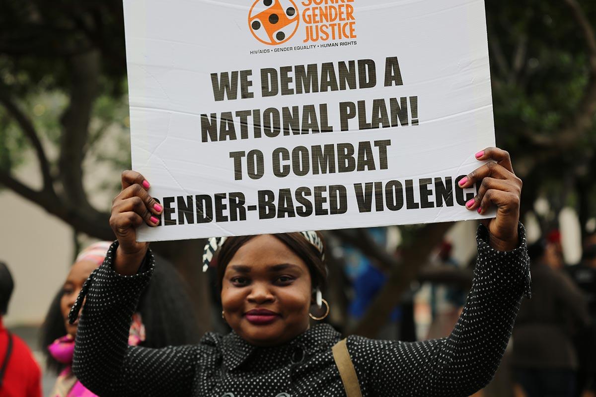 Gender Inequality Protest