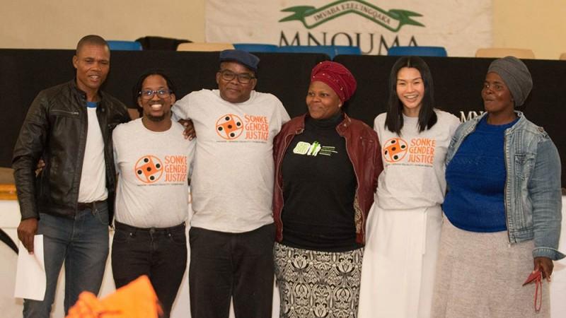 Launch Mnquma GBV Forum