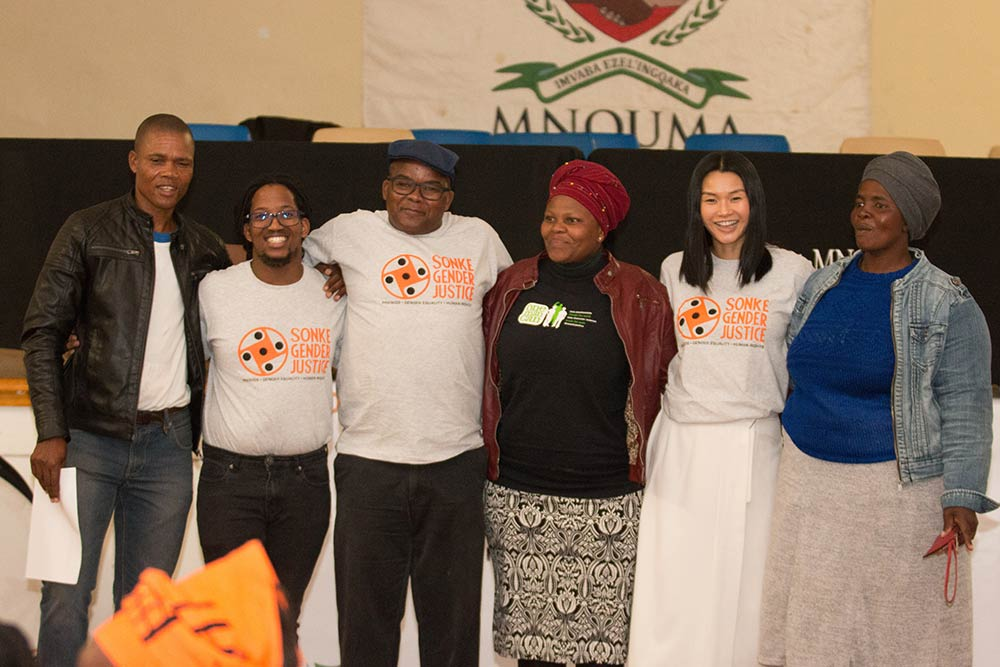 Launch Mnquma GBV Forum