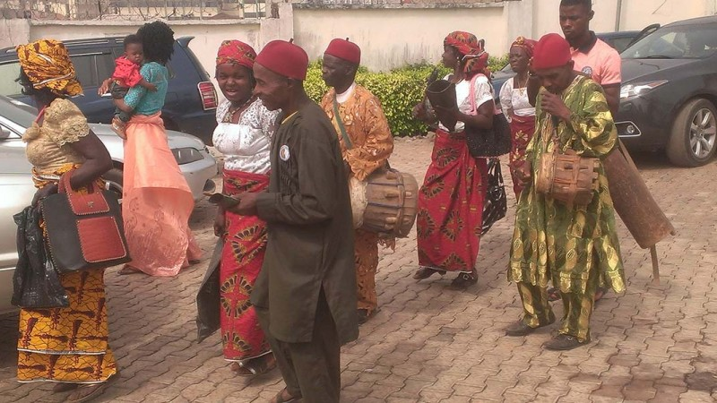 Traditional Igbo Dance