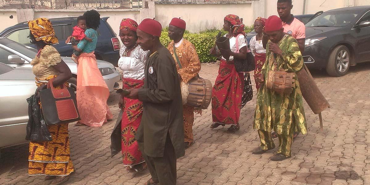 Traditional Igbo Dance