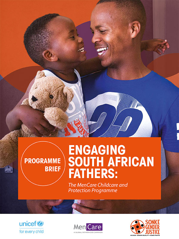 Engaging South African Fathers