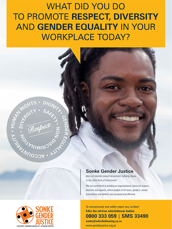 Sonke Workplace Posters