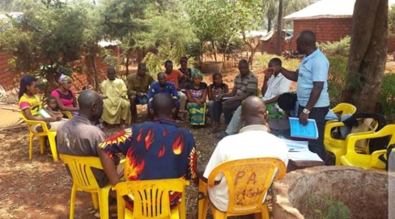 Grass Roots Intervention FGM Cameroon